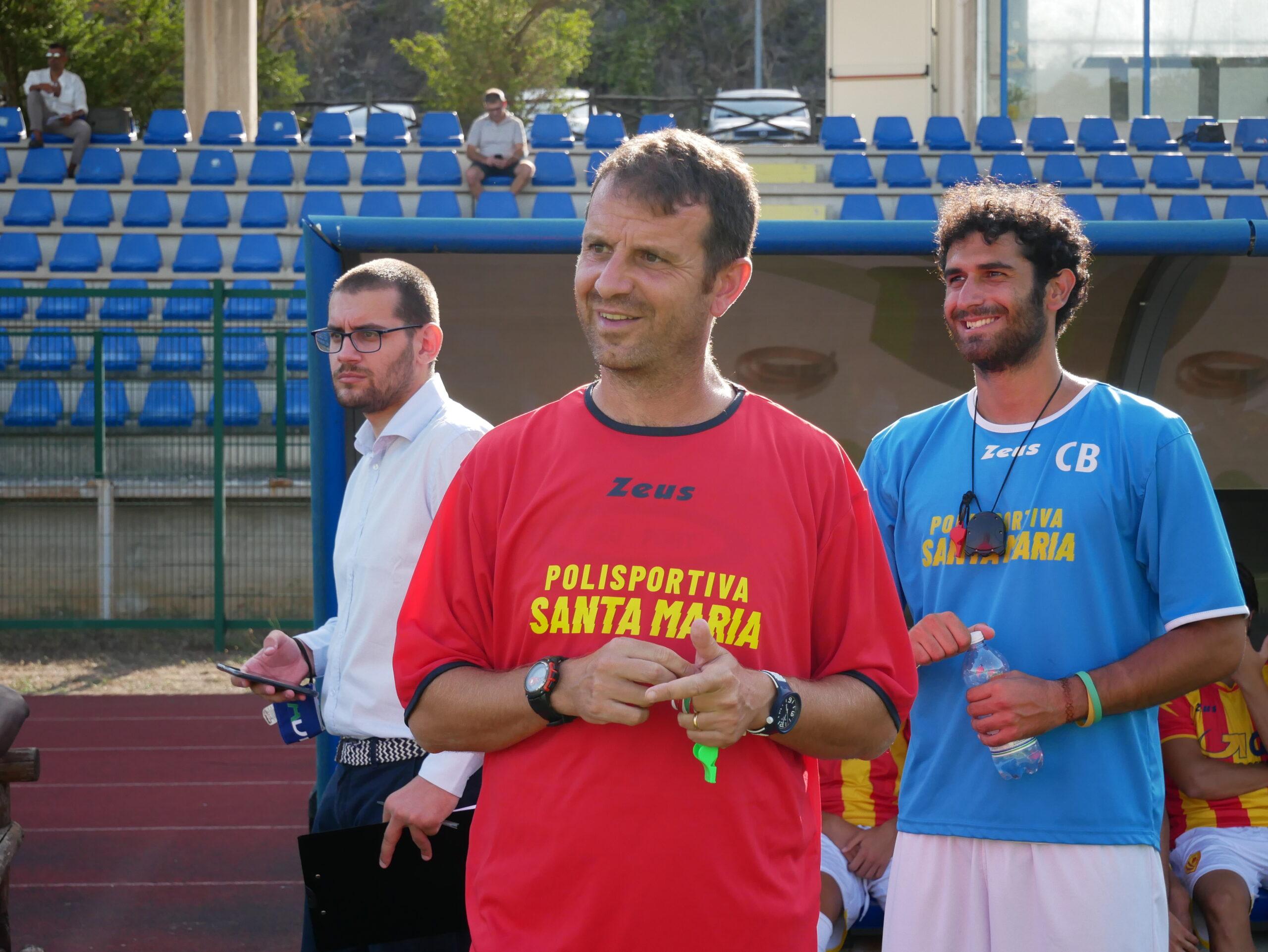 Polisportiva Santa Maria 0-2 Gelbison, la voce di Esposito