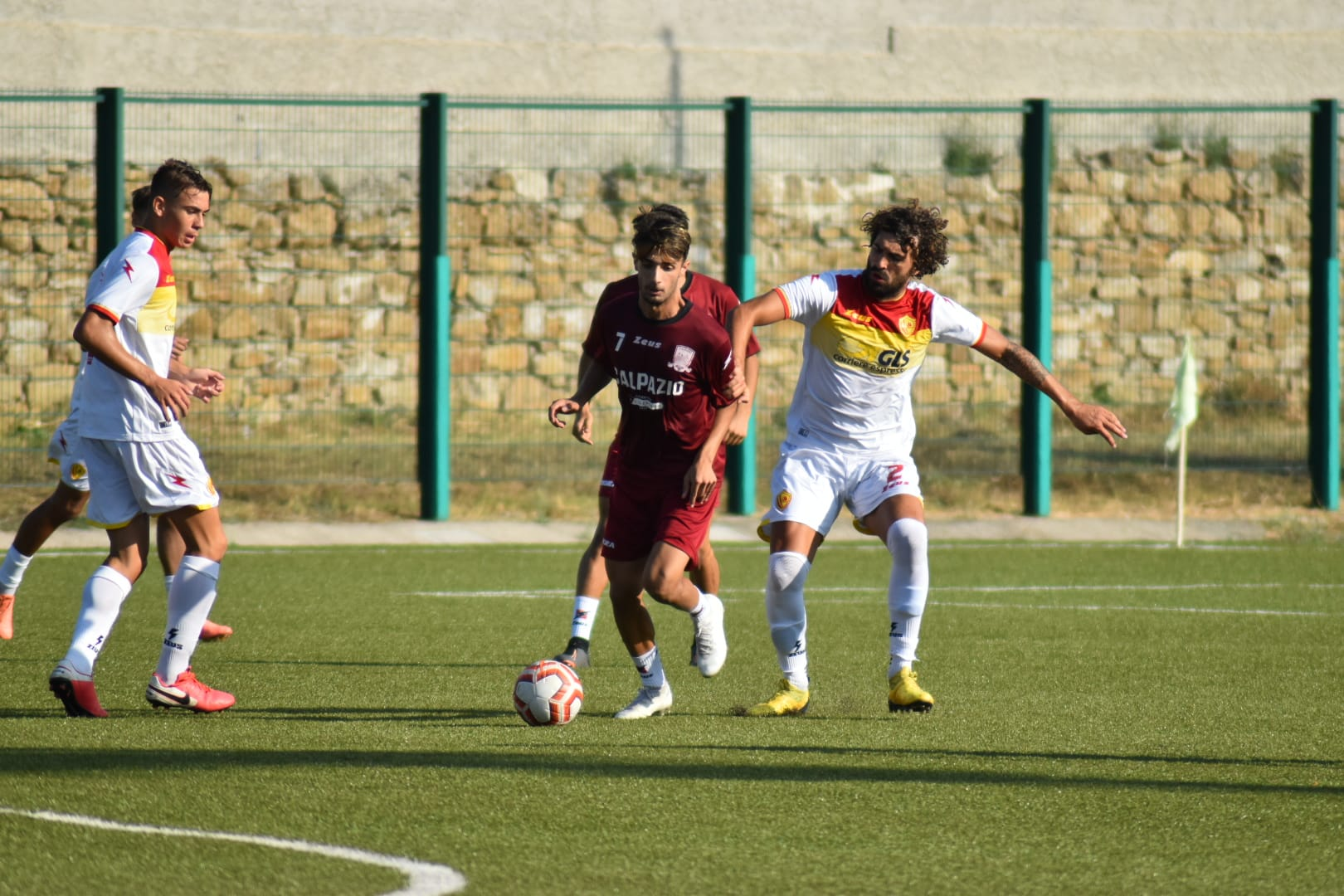 Polisportiva Santa Maria 5-0 Calpazio, la voce di Esposito