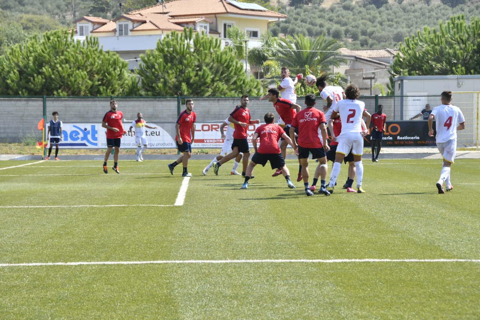 Polisportiva Santa Maria 0-2 Gelbison, la sintesi