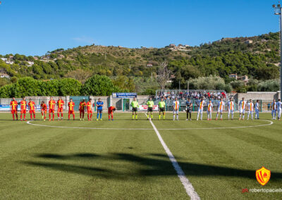 Polisportiva Santa Maria 0-0 FC Messina, la gallery