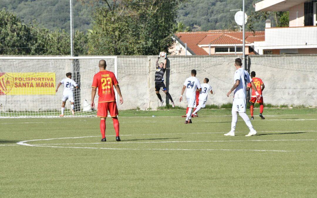 """Parità al """"Carrano"""" contro la squadra FC Messina"""
