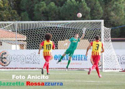Paternò 0-2 Polisportiva Santa Maria, la gallery
