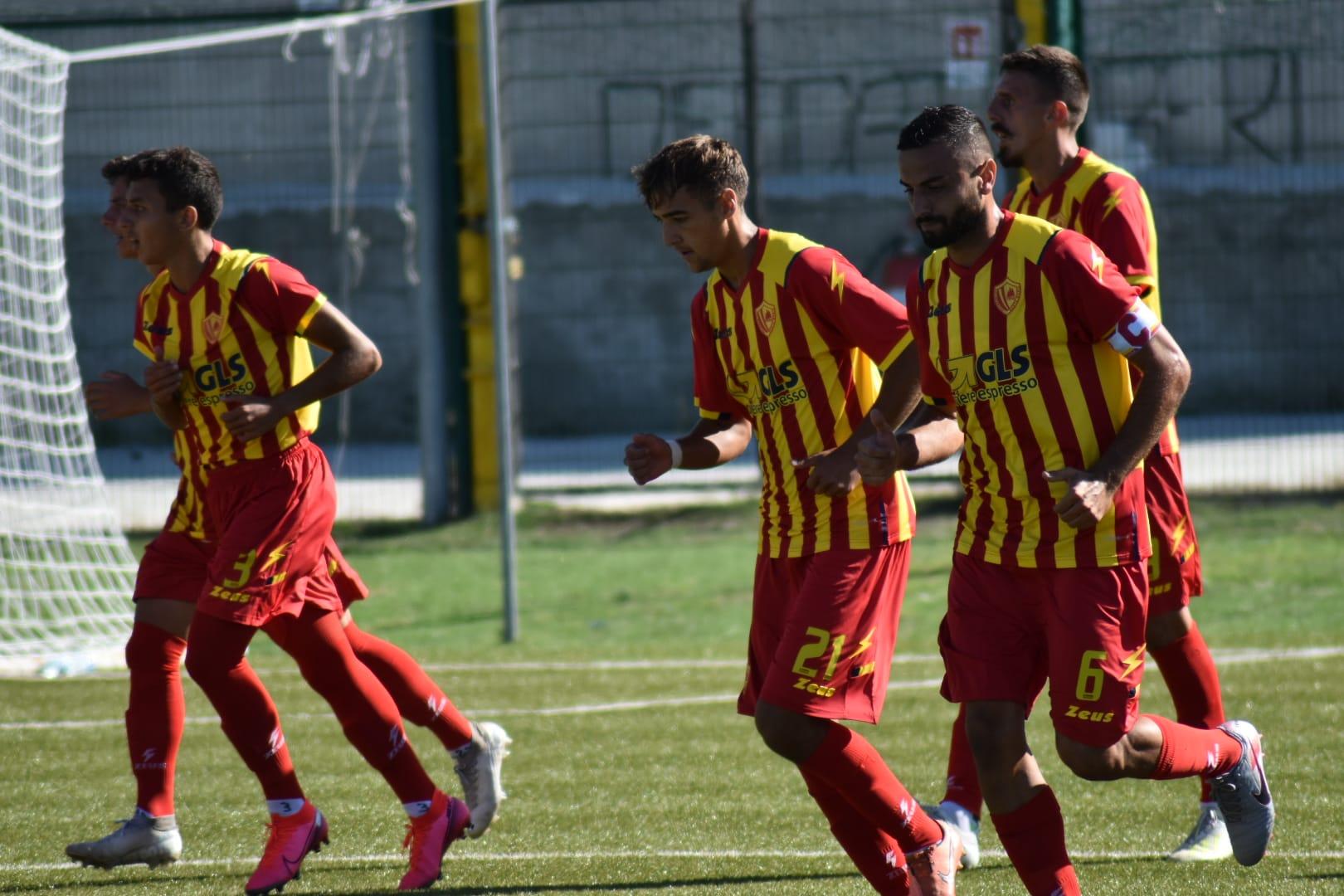 Polisportiva Santa Maria 4-0 Rotonda, la sintesi