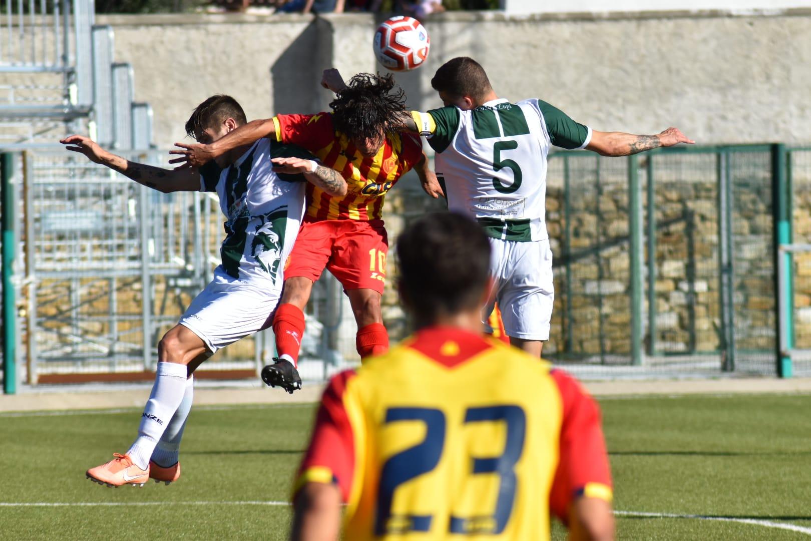 Polisportiva Santa Maria 4-0 Rotonda, parla Capozzoli