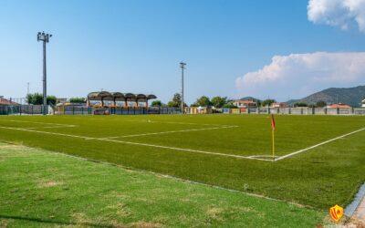 """Stadio """"Carrano"""" candidato al bando """"Sport e Periferie"""" 2020"""