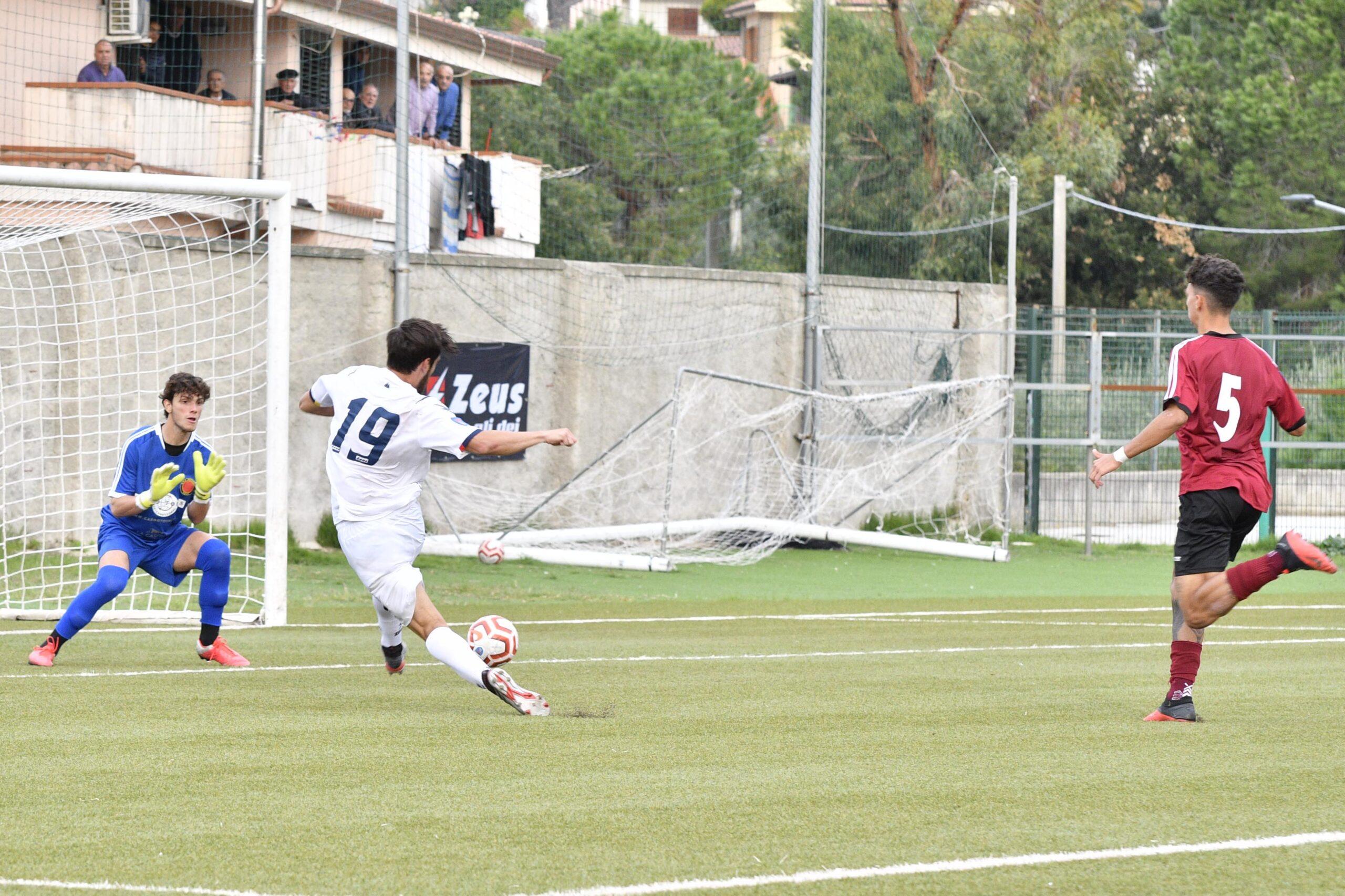 Polisportiva Santa Maria 2-0 Roccella, la sintesi