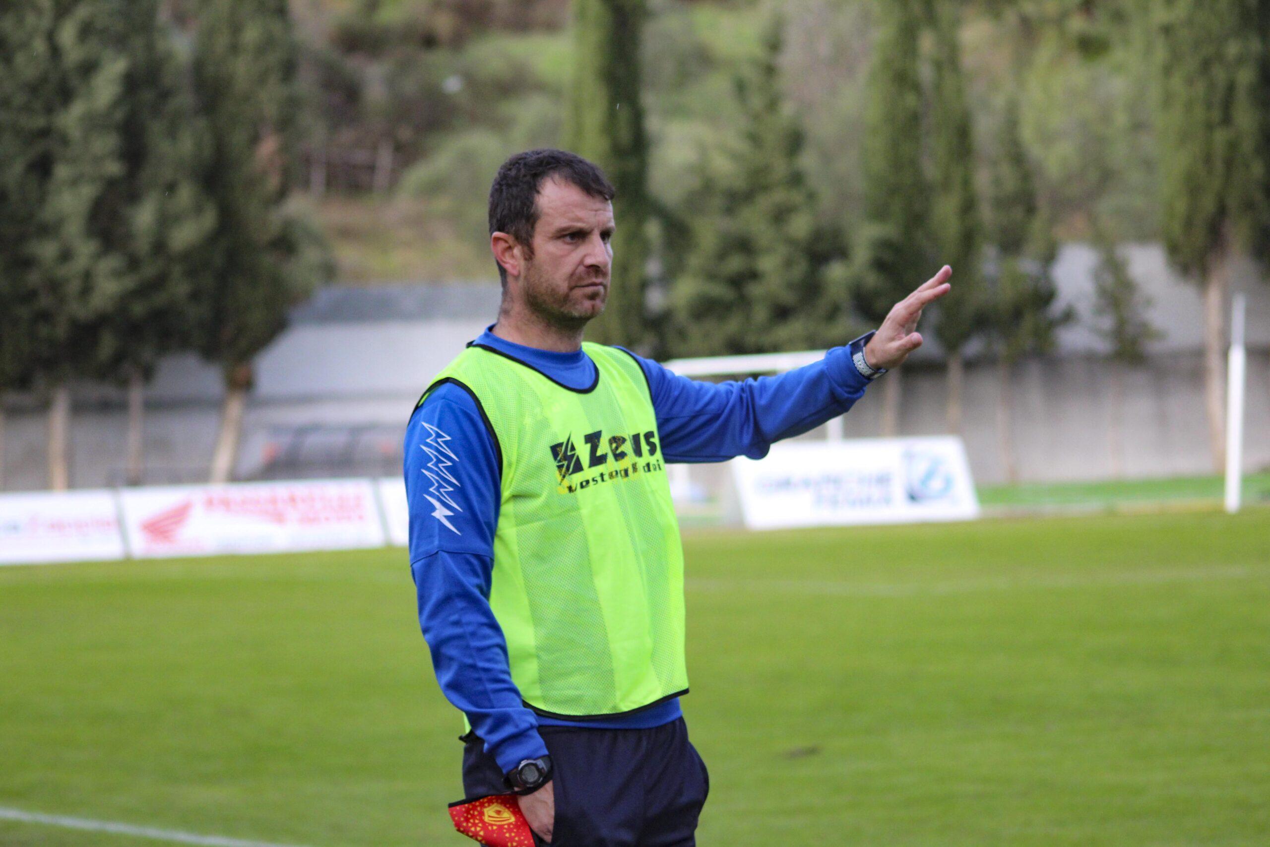 Polisportiva Santa Maria 2-0 Dattilo, la voce di Esposito
