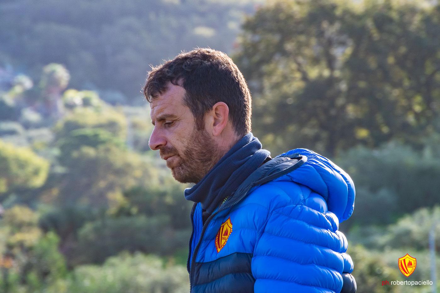 San Luca 0-0 Polisportiva Santa Maria, il commento di mister Esposito