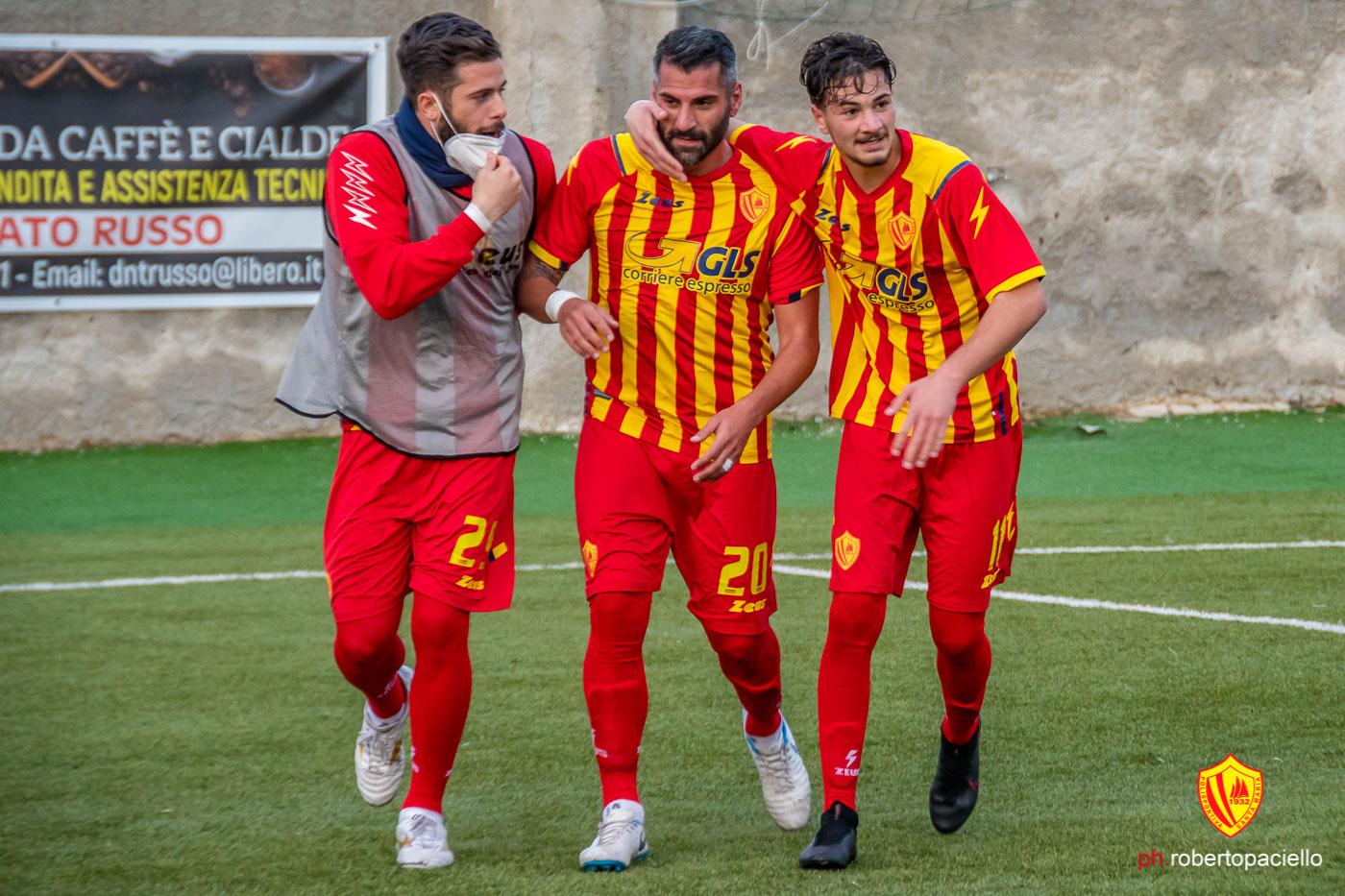 Polisportiva Santa Maria - Acr Messina, pre-gara con Ragosta