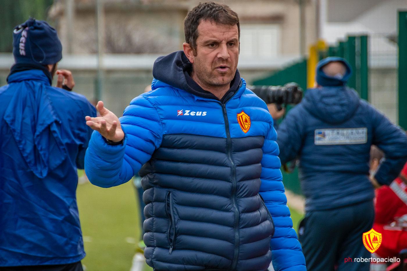 Licata 1-1 Polisportiva Santa Maria, l'intervista di Esposito