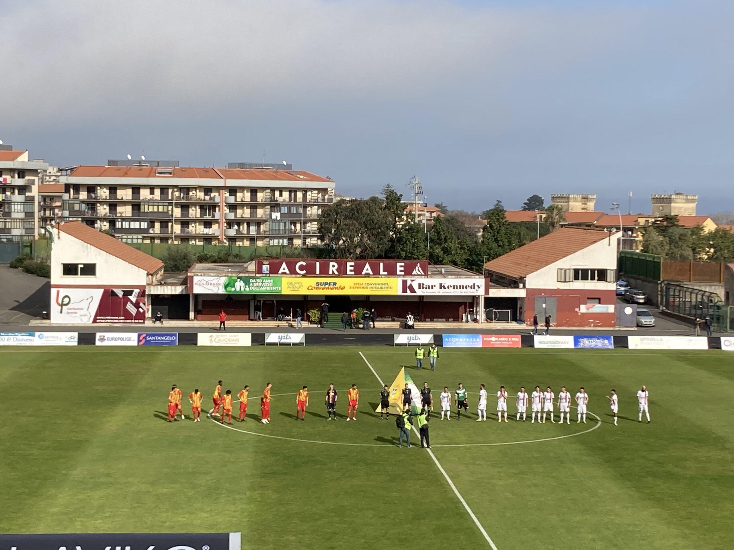 Acireale 2-1 Polisportiva Santa Maria, la sintesi