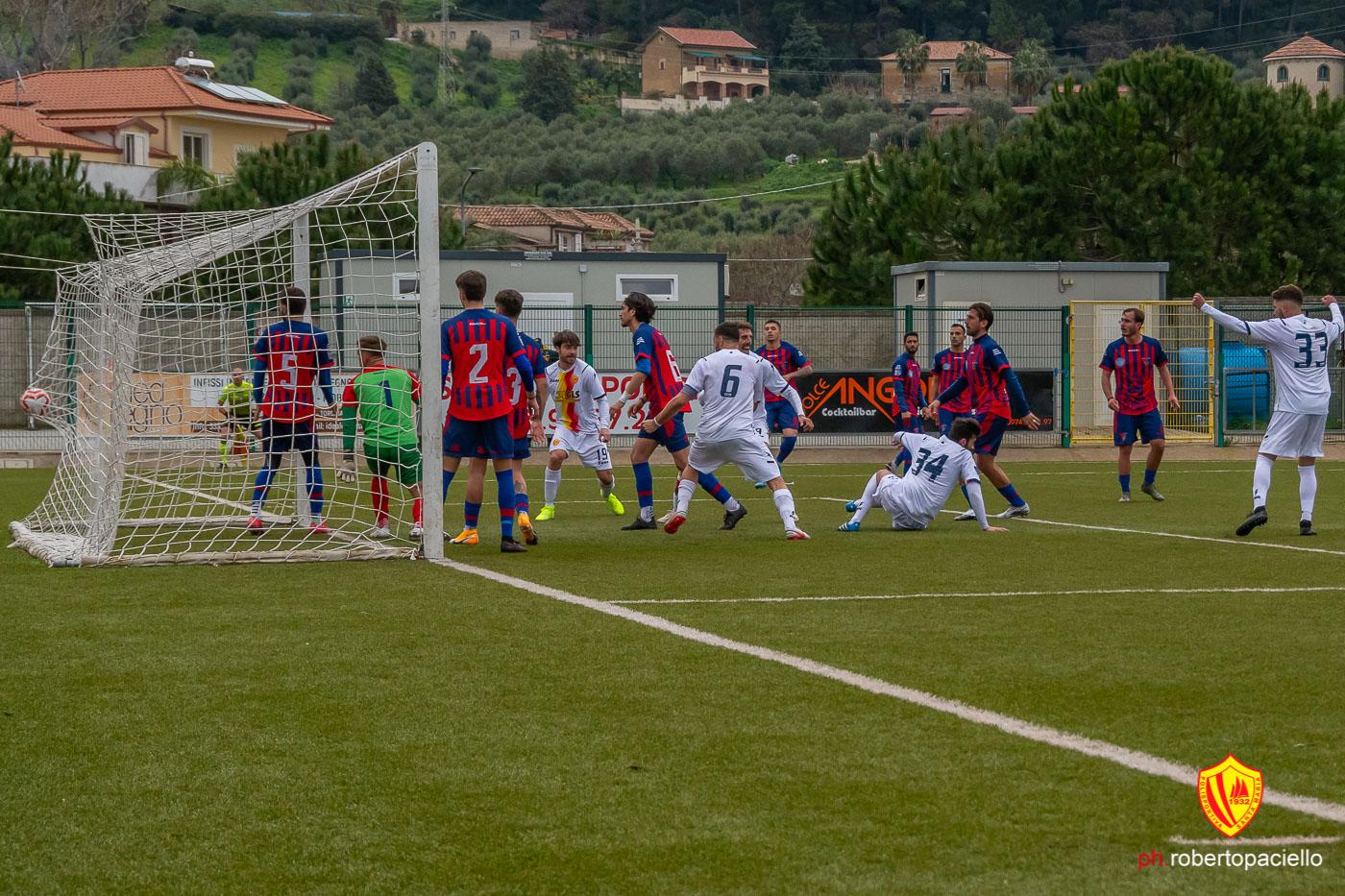 Polisportiva Santa Maria 1-2 Troina, la sintesi