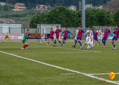 Polisportiva Santa Maria 1-2 Troina, la gallery