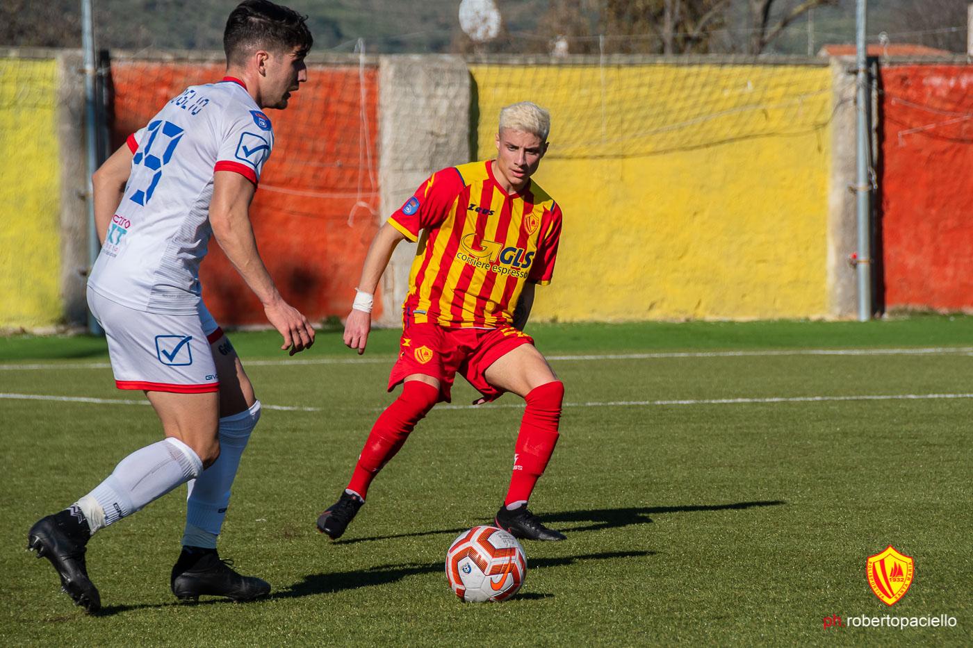 Rotonda 0-0 Polisportiva Santa Maria, post-gara con Bozzaotre