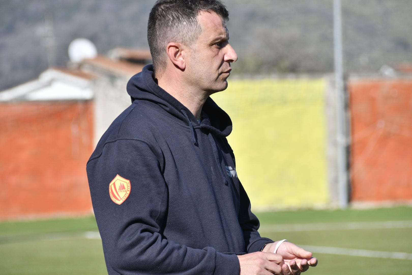 Polisportiva Santa Maria 0-1 Gelbison, post-gara con mister Esposito