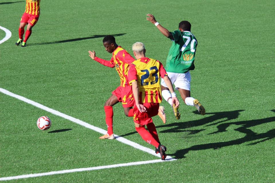 Rotonda 0-0 Polisportiva Santa Maria, la sintesi