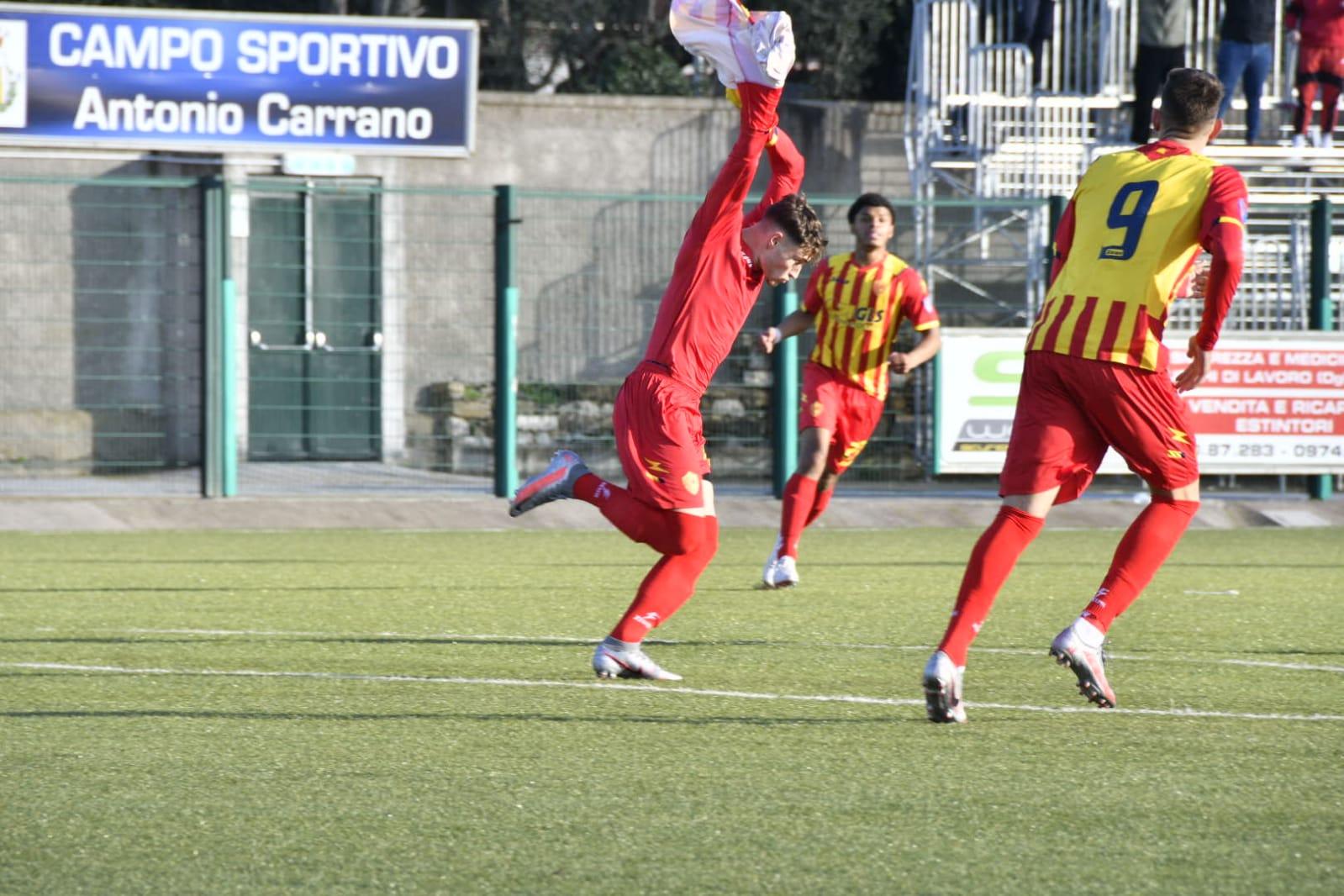 Polisportiva Santa Maria 3-0 Biancavilla, post-gara con Vincenzo Romano