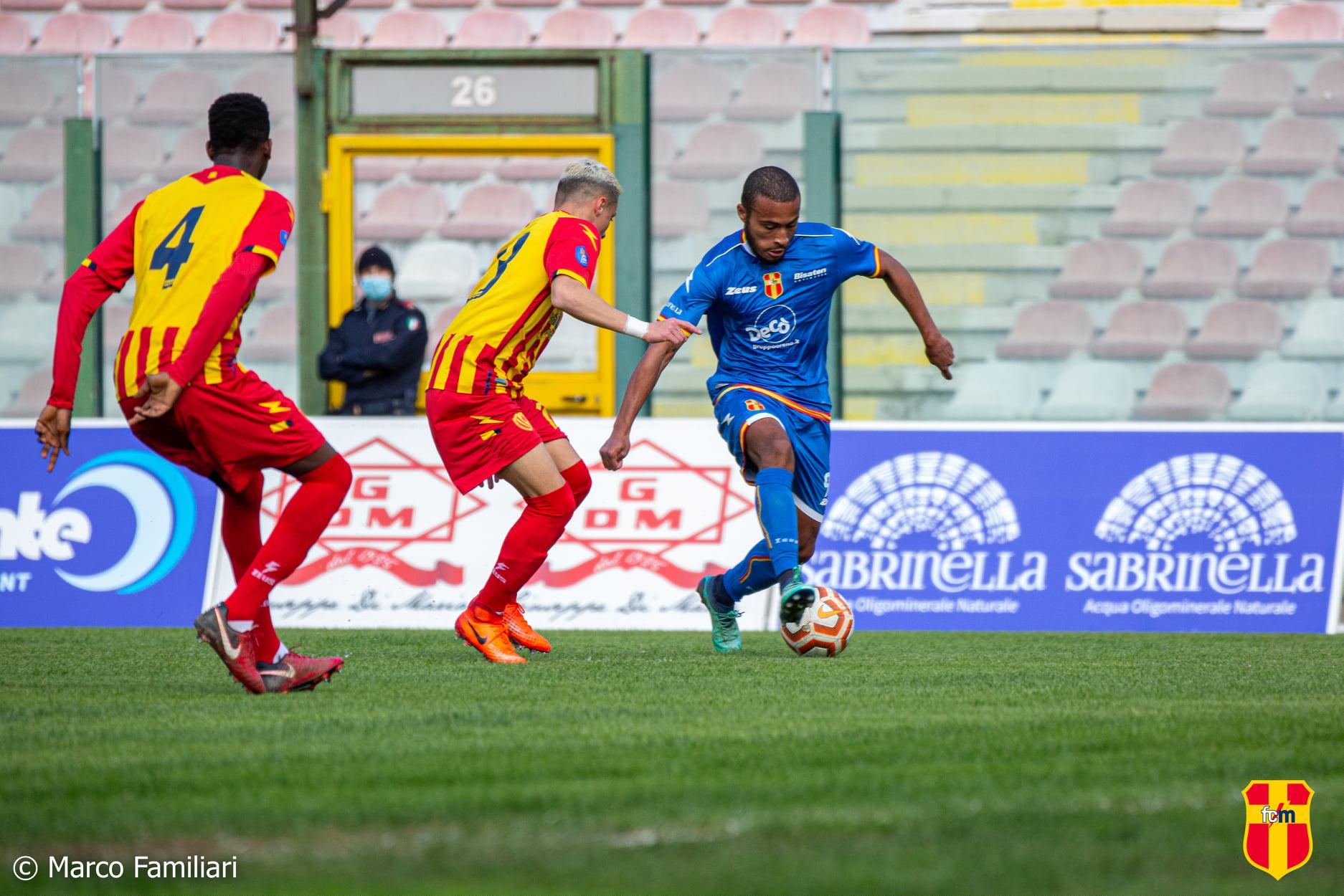 FC Messina 1-0 Polisportiva Santa Maria, la sintesi