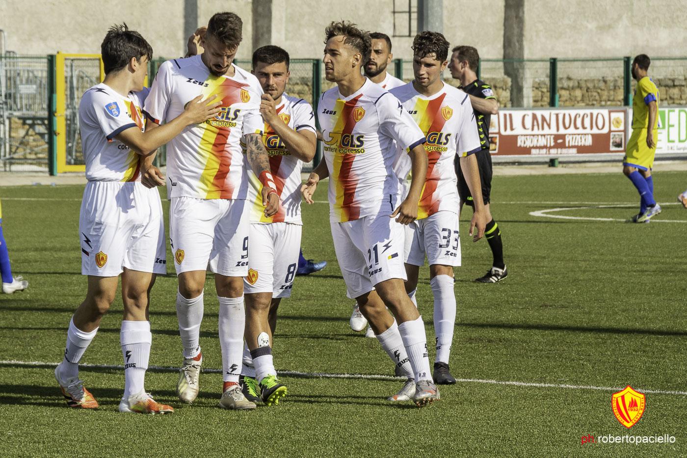 Polisportiva Santa Maria  1-1 Licata, la sintesi