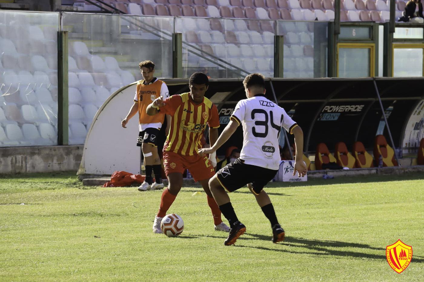 ACR Messina 0-0 Polisportiva Santa Maria, la sintesi
