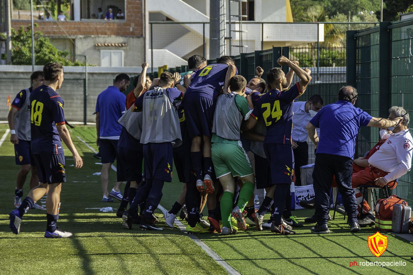 Polisportiva Santa Maria 3-0 Rende, la sintesi