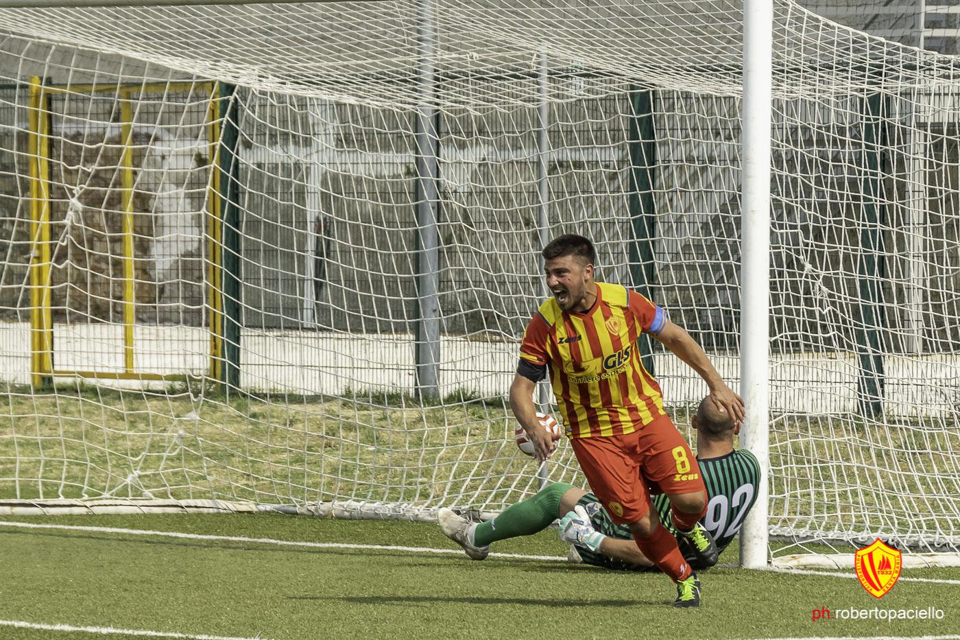 Polisportiva Santa Maria 1-0 Acireale, post-gara con Simonetti