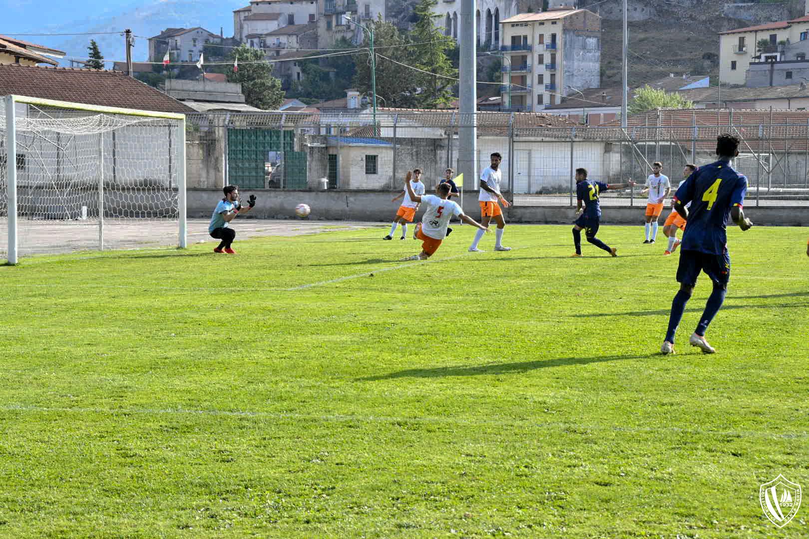 Polisportiva Santa Maria 3-1 Salernum Baronissi, la sintesi