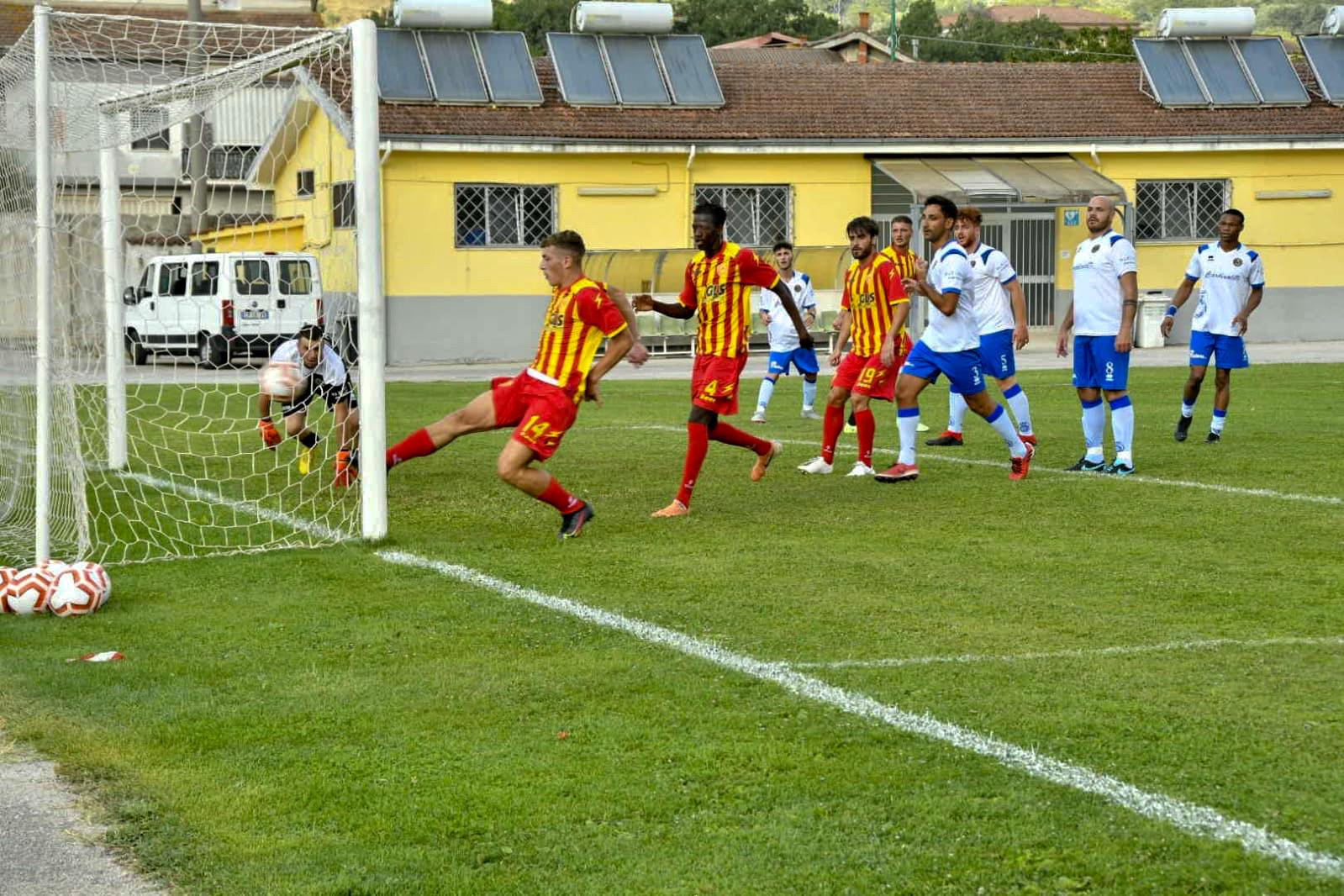 Polisportiva Santa Maria 8-0 Pollese, la sintesi