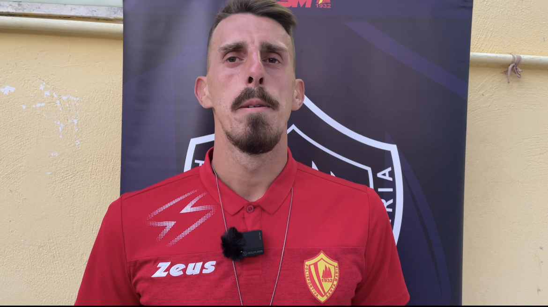Polisportiva Santa Maria 8-0 Pollese, le parole di bomber Maggio
