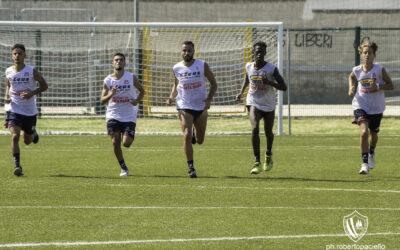 Report: giallorossi al lavoro per l'esordio in campionato