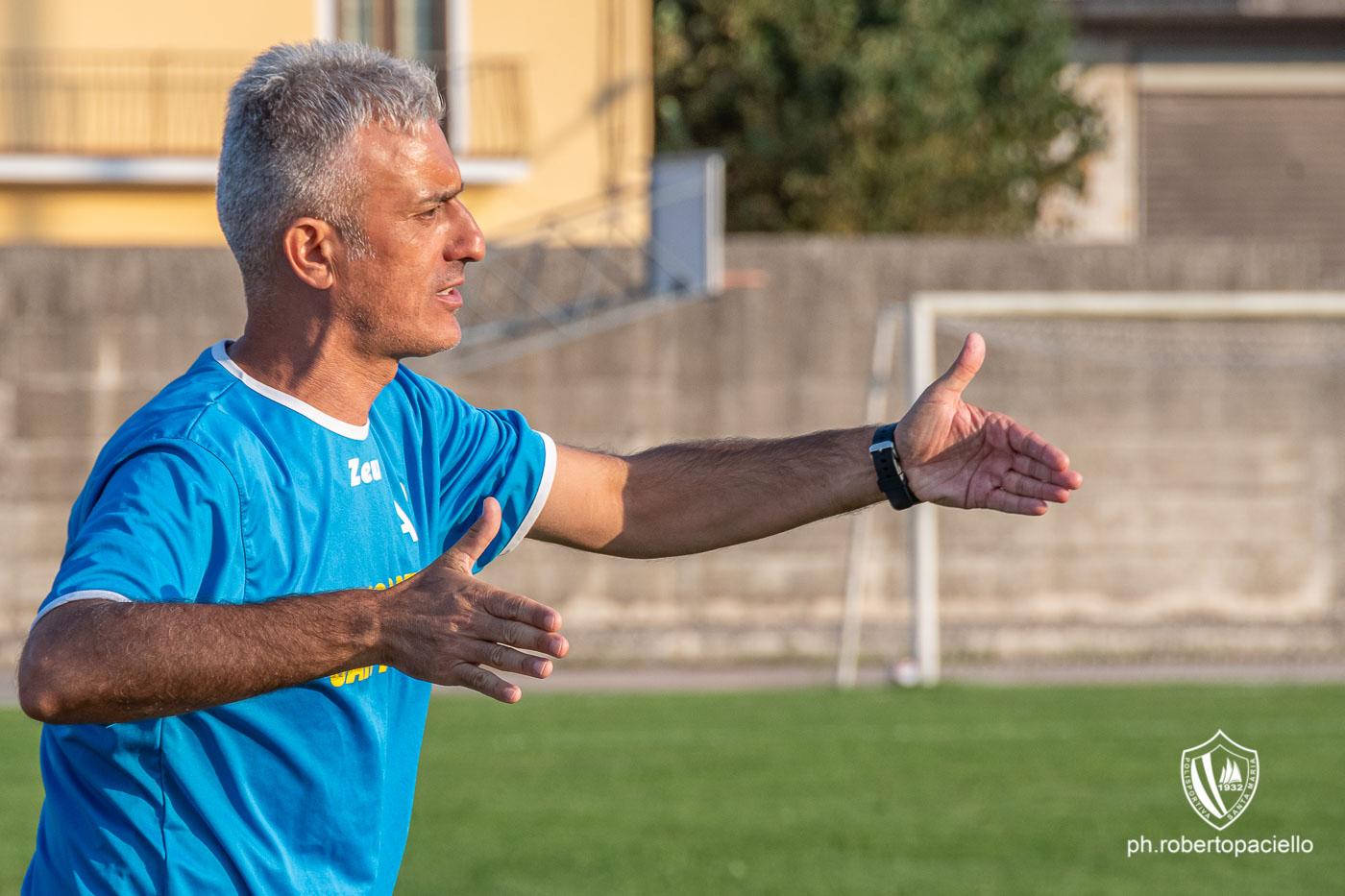 Juve Stabia 4-0 Polisportiva Santa Maria, il commento di Nicoletti