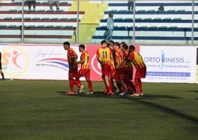 Gelbison 0 – 1 Polisportiva Santa Maria, la gallery