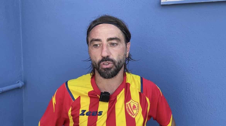 Real Aversa 0-3 Polisportiva Santa Maria, il commento di Cunzi