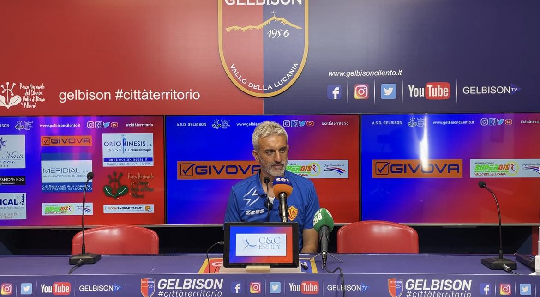 Gelbison 0-1 Polisportiva Santa Maria, il commento di Nicoletti