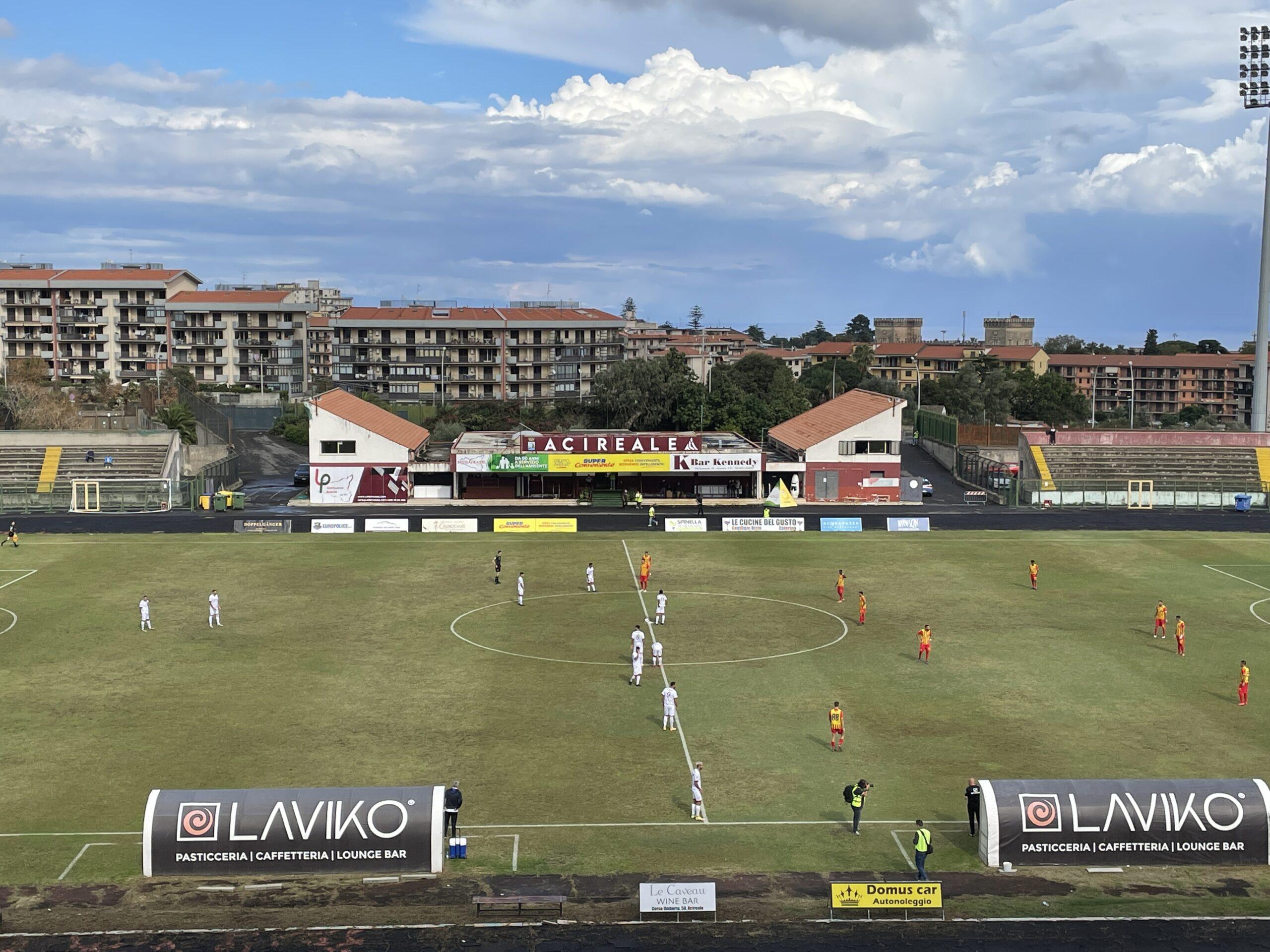 Acireale 3-2 Polisportiva Santa Maria, la sintesi