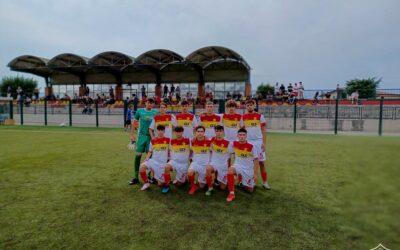Juniores Nazionale, esordio con pari contro il Lamezia Terme