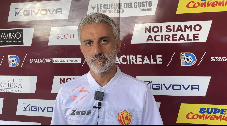 Acireale 3-2 Polisportiva Santa Maria, il commento di mister Nicoletti